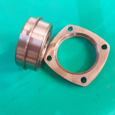 AF DOUBLE ROW REAR WHEEL BEARING AND RETAINER WITH IN BUILTSEAL